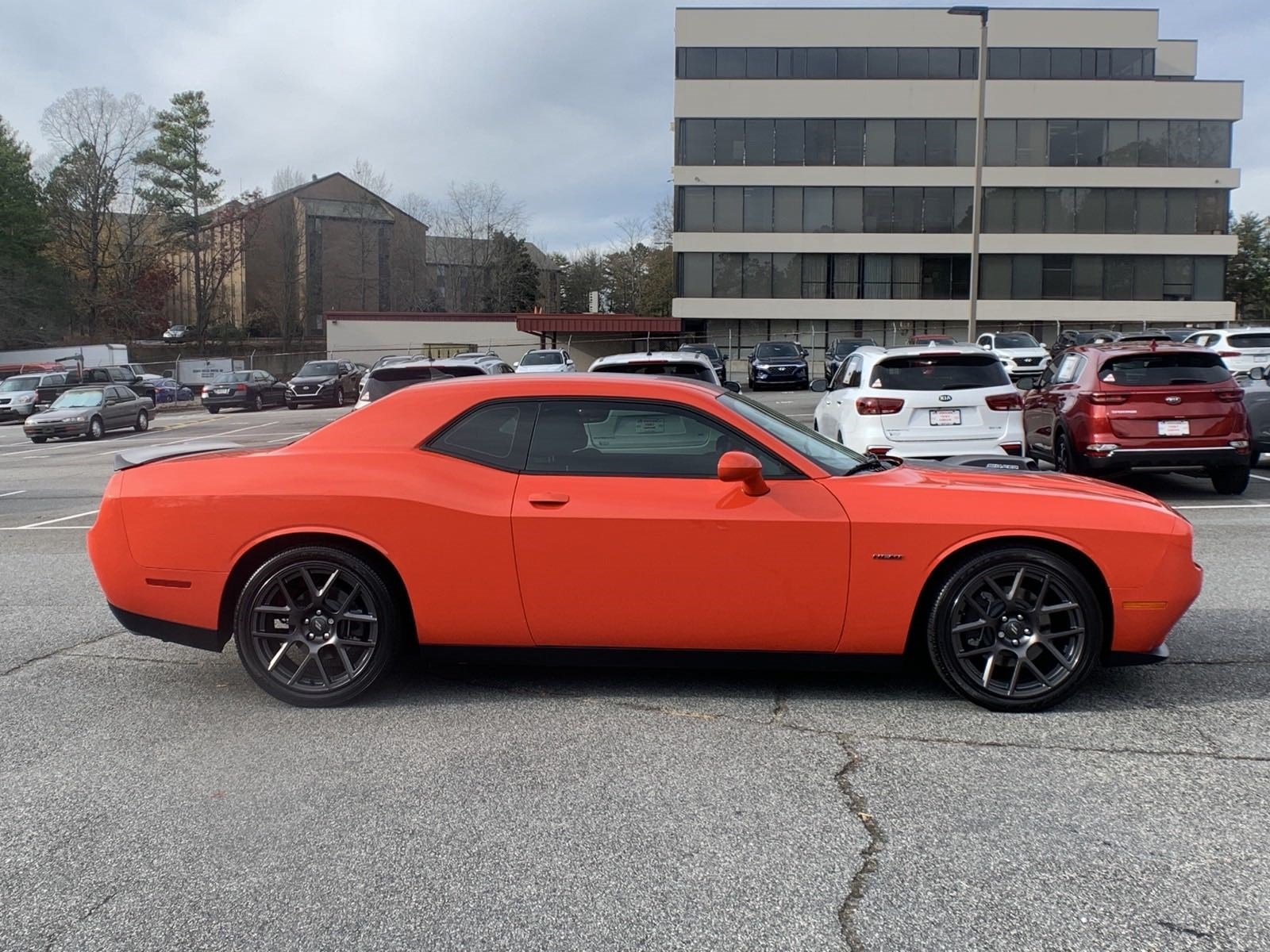 Ed Voyles Dodge >> Pre-Owned 2018 Dodge Challenger R/T Shaker 2dr Car in Smyrna #287009A | Ed Voyles Kia