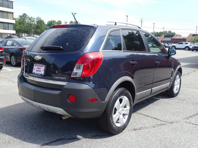 Pre-Owned 2014 Chevrolet Captiva Sport Fleet LS