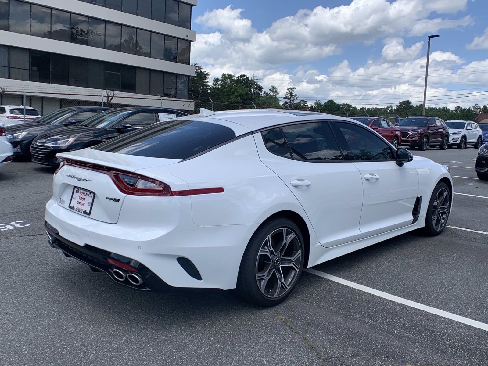 new 2020 kia stinger gt-line 4dr car in smyrna #287415