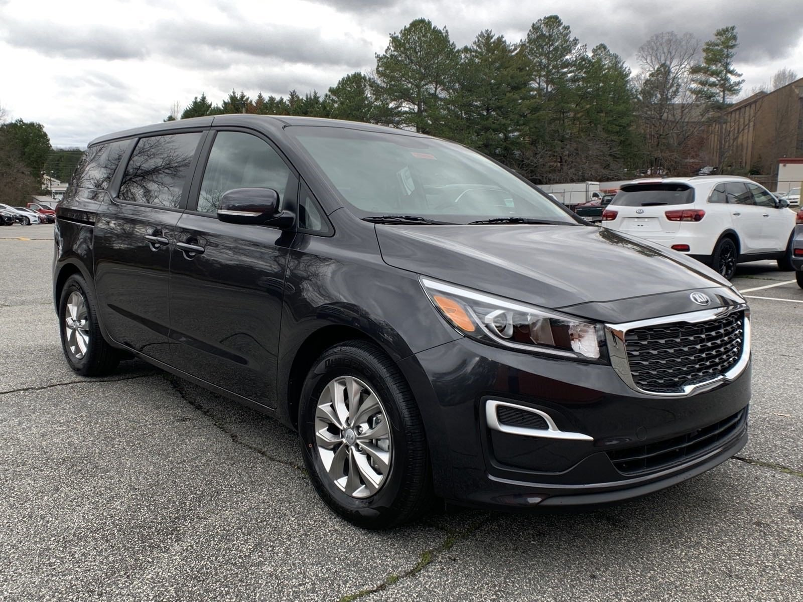 New 2020 Kia Sedona LX Mini-van, Passenger in Smyrna ...