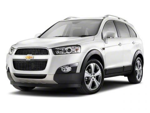 Pre-Owned 2012 Chevrolet Captiva Sport Fleet LT